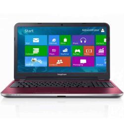 كمبيوتر محمول ديلN5521 معالج كور  i7 رامات 8 جيجا 1 تيرا اللون أحمر