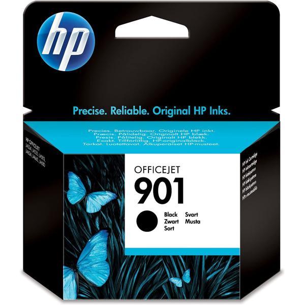 خراطيش الطباعة حبر أسود والوان  HP CARTRIDGE BLACK-COLOR/OJ J4580 (901 )CC653AE-CC656AE