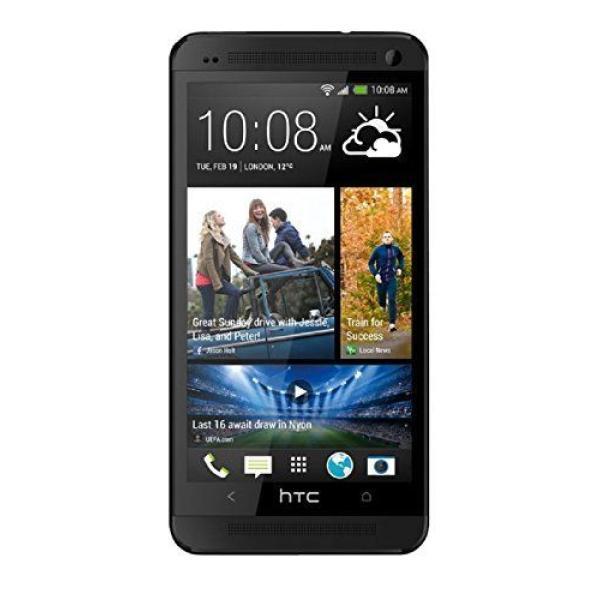 HTC ONE M7 - شاشة 4.7 FHD - مكبرات صوت مزدوجة - 32 جيجابيت - 4G LTE - اسود