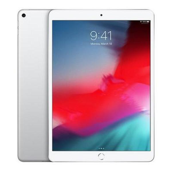 ابل ايباد اير 2 - 64GB, 4G LTE, فضي -  apple ipad air 2