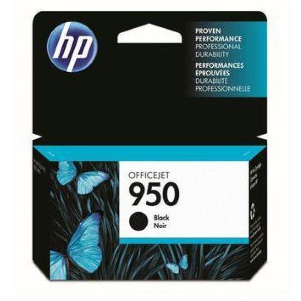 خراطيش الطباعة حبر أسود HP 950 BLACK CN049AE