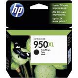 خراطيش الطباعة حبر اتش بي HP 950XL لون أسود
