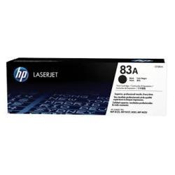 خراطيش طباعة حبر اسود HP 83A Black LaserJet Toner Cartridge CF283A