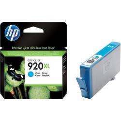 خرطوشة حبر 920 اتش بي - لون ازرق سماوي HP Cartridge 920XL Cyan