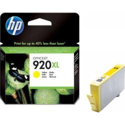 خرطوشة حبر 920 اتش بي - لون اصفر HP Cartridge 920 XL  Yellow