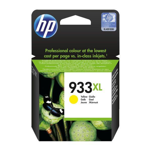 خرطوشة حبر 933  اتش بي - لون اصفر  HP Cartridge 933 XL Yellow INK