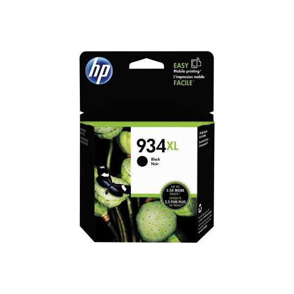خرطوشة حبر 934  اتش بي - لون أسود HP Cartridge 934 XL Black