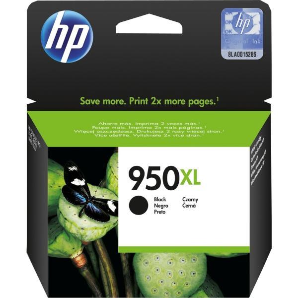 خرطوشة حبر 950 اتش بي - لون أسود HP Cartridge 950 XL Black