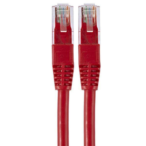 سلك كبل الشبكة كات6 احمر - 30سم 10-STA-LC0601-RD-0.3M