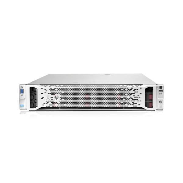 سيرفر راك اتش بي معالج اكسيون 20 MB كاش رام 32 جيجابيت HP DL380 G8 HPF  E5 - 2650(642106-421