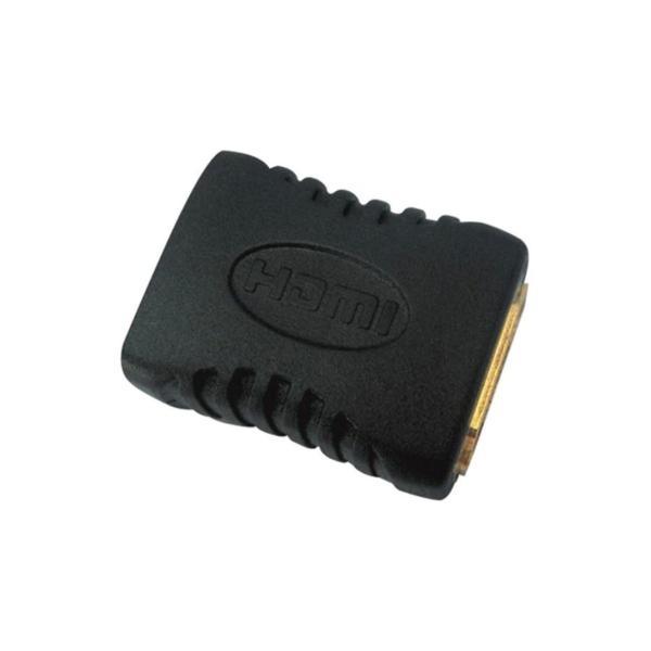 قطعه توصيله صغيره كوموعاليه الجودهHDMI تحويلة أ/أ   STA-HFF002