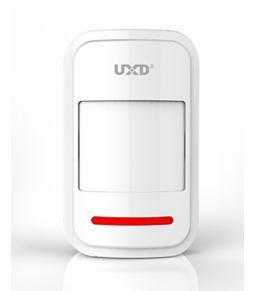 UBA-KMDP-819: اللاسلكي الذكي بالأشعة تحت الحمراء للكشف عن الحركة