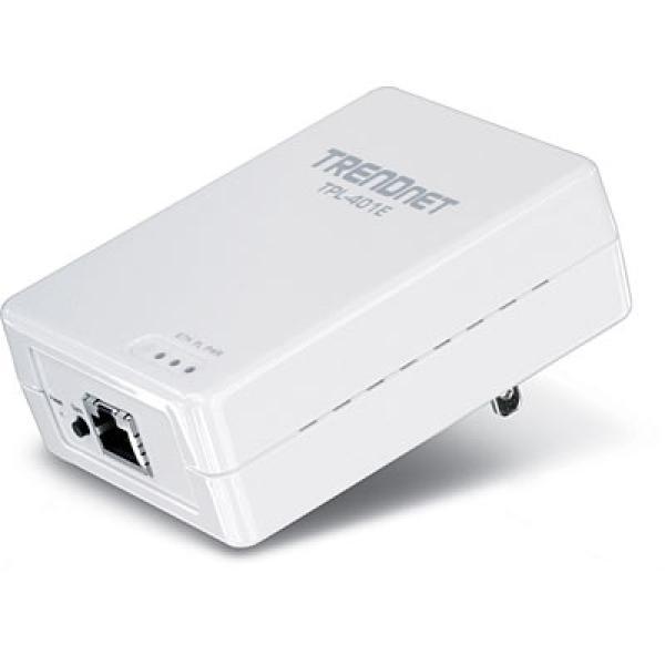 مزود الطاقة من أي منفذ كهربائي جيجا عالي السرعة  Powerline 500 AV Adapter TPL-401E