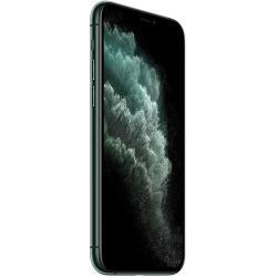 ابل ايفون 11 برو ماكس  64 جيجا - رام 4 جيجا - الجيل الرابع ال تي اي - لون: اخضر. مع شريحة واحدة وشريحة الكترونية مدمجة 64GB MWHH2AA/A
