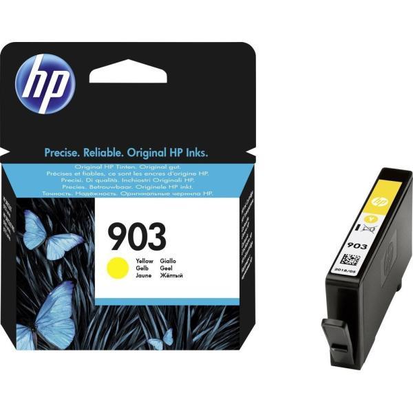خرطوشة حبر 903 اتش بي - لون اصفر HP Cartridge 903 Yellow