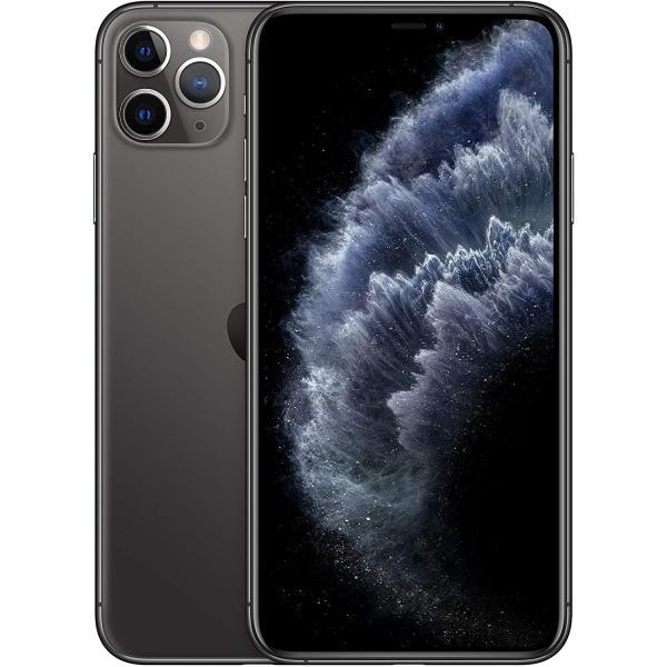 هاتف ابل ايفون 11 برو ذاكرة رام 4 جيجا. الجيل الرابع ال تي اي. شريحة اتصال واحدة شريحة سيم مدمجة 256GB MWC22AA/A