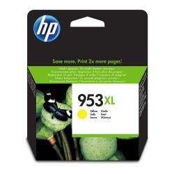 خرطوشة حبر طباعة HP 953XL أصفر لطابعة 7720