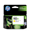 خرطوشة حبر اتش بي اصفر  CN048AE HP 951XL OJ INK CARTRIDGE