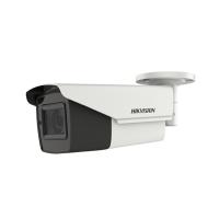 هيكفيجن كاميرا مراقبة خارجية بدقة 5 ميجابيكسل تصوير ليلي مع زوم تكبير مدمج DS-2CE16H0T-IT3ZF