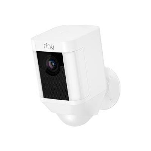 كاميرا مراقبة واي فاي تعمل بالبطارية رينج سبوتلايت - أبيض 8sb1s7-weu0