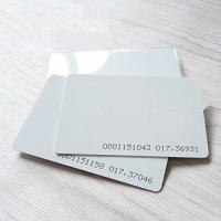 بطاقة التعريف بالموظفين ID نحيفة للقراءة ( العدد 5 حبات ) RFID (125KHz) Card ID