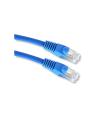 سلك كيبل شبكة كومو  كات6 ازرق - 30 سم  STA-LC0601-BL-0.3M