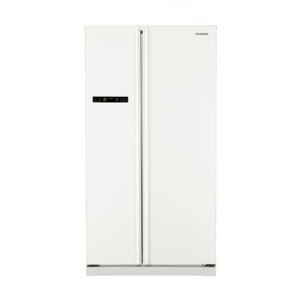 ثلاجة سامسونج بسعة 19 قدم - أبيض - Samsung RSA1STWPA