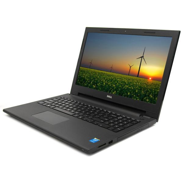 لابتوب ديل نوت بوك  معالج i3- رام 4 جيجا  ويندوز8.1 فضي  Dell INSPIRON 3542-Not712
