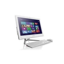 كمبيوتر لينوفو الكل في واحد LENOVO All in One- C340 ,ci 3 رام 4GB ذاكرة 500GB شاشة 21.5 ابيض
