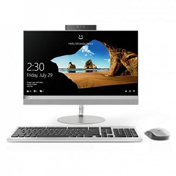 كمبيوتر لينوفو- F0D10044KS - الكل في واحد  ، اي 7 ، رام 8 جيجا ، السعة 1 تيرا، الشاشة 2 جيجا 24 بوصة ، لون اسود