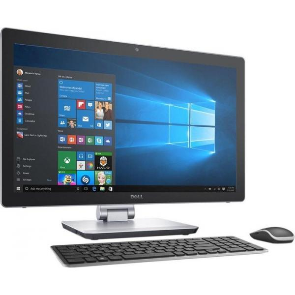 كمبيوتر ديل انسبيرون  7459 الكل في واحد - معالج i7 - رام 16 جيجا - ذاكرة 1 تيرا - شاشة لمس 24 انش