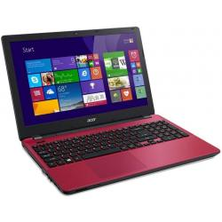 لابتوب ايسر اسباير E5 521 رام 4GB هارديسك 500GB شاشة 15.6,احمر