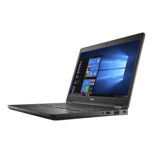 لابتوب ديل لاتيتيود E5480 , معالج i5 , رام 4 جيجا, ذاكرة 500 جيجا , شاشة 14 انش , بدون ويندوز , لون اسود