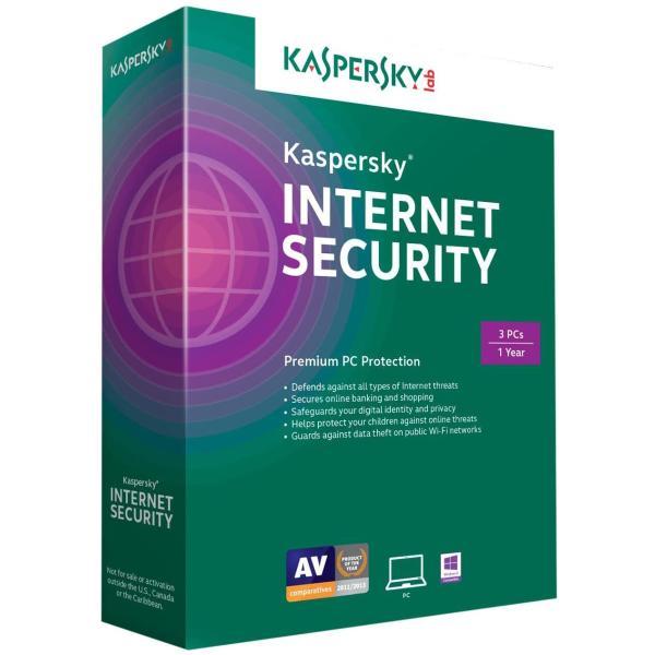 برنامج مكافح الفيروسات كاسبر انترنت سيكيورتي 2017  Kaspersky Internet Security 2017