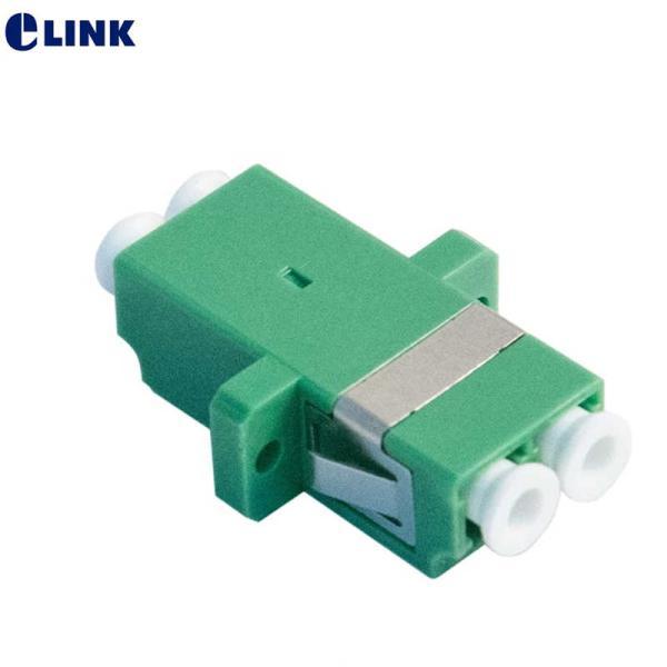 موصل LC/PC SM DX خاص بكيابل الالياف البصرية LC/PC SM DX Stepped adapter العدد 50 حبة