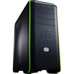 هيكل كمبيوتر كولر ماستر CMS-693-GWN1 - اسود