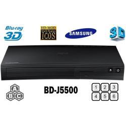 مشغل دي في دي بلوراي من سامسونج يدعم الـ 3D ـ Samsung BDJ5500