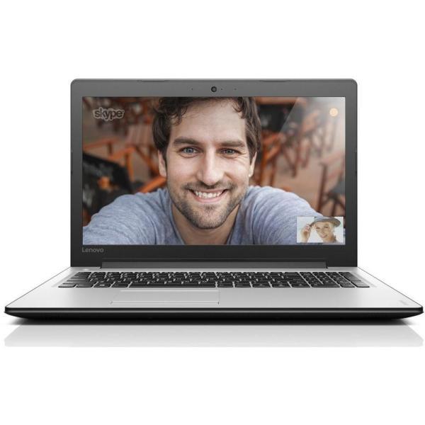 لابتوب لينوفو بمعالج إنتل كور آي5 - رام 4 جيجابيت - فضي - Lenovo Ideapad 110