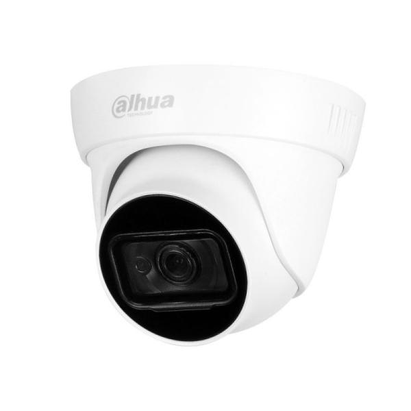 كاميرة مراقبة داهوا HAC-HDW1500TL-A - دقة 5 ميغابيكسل - 20 فريم @ اتش دي