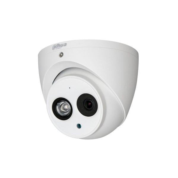 كاميرة مراقبة داهوا HAC-HDW1801EM - دقة 4k - اتش دي 120dB