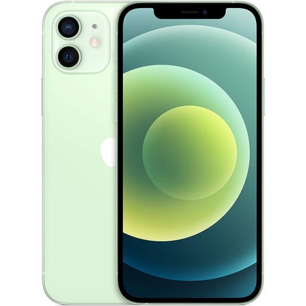 ابل ايفون 12 - 256 جيجا، رام 6 جيجا، الجيل الخامس 5G ، لون اخضر