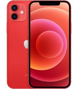 ابل ايفون 12 - 128 جيجا، رام 6 جيجا، الجيل الخامس 5G ، لون احمر
