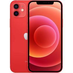 ابل ايفون 12 - 64 جيجا، رام 6 جيجا، الجيل الخامس 5G ، لون احمر