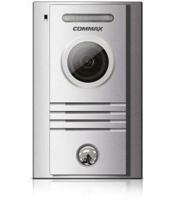 كوماكس DRC-40KPT - كاميرة بوابة 1/3 ملونة بغلاف معدني لشقة واحدة مزودة بخاصية التحكم في رؤية الكاميرا