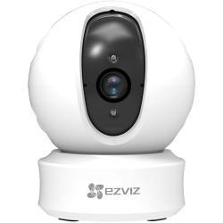 كاميرا مراقبة متصلة بالانترنت قابلة للامالة والتكبير للاماكن الداخلية من ايزفيز، بجودة عالية الوضوح تبلغ 1080 بكسل، C6CN