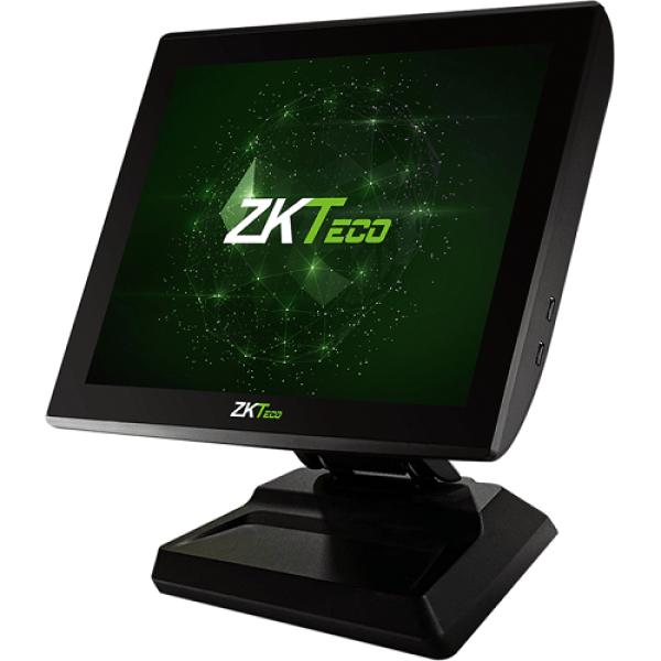 جهاز كاشير نقاط بيع من زد كي تي رام 4 جيجا هارديسك 500 جيجا موديل zk1515  مع البرنامج (سوبرماركت أو مطعم)