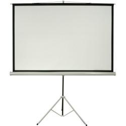 شاشة عرض بروجكتر مع  حامل كبيرة الحجم مقاس 240*240 سم