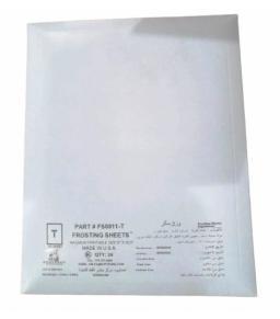 ورق السكرA3 لطباعة الكيك و الحلويات