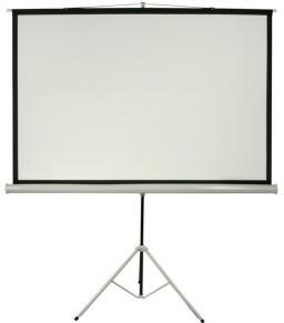 شاشة عرض بروجكتر مع  حامل كبيرة الحجم مقاس 180*180 سم