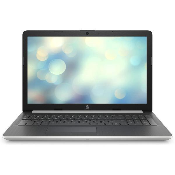 لابتوب اتش بي 3F545EA، انتل كور i7-10510U، 15.6 بوصة، 1 تيرا، 8 جيجا، نفيديا جيفورس MX130، نظام التشغيل دوس، فضي